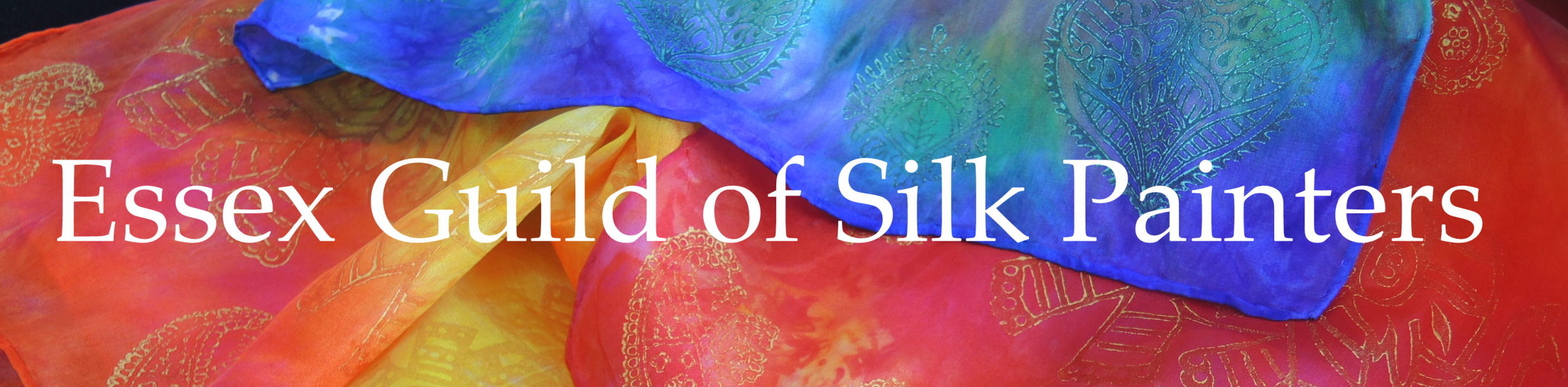 Essex Guild of Silk Painters